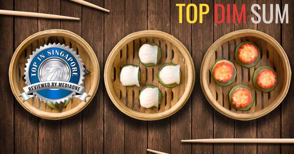 the best tasting dim sum in singapore