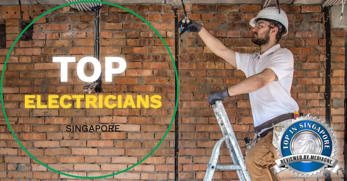 top electricians singapore
