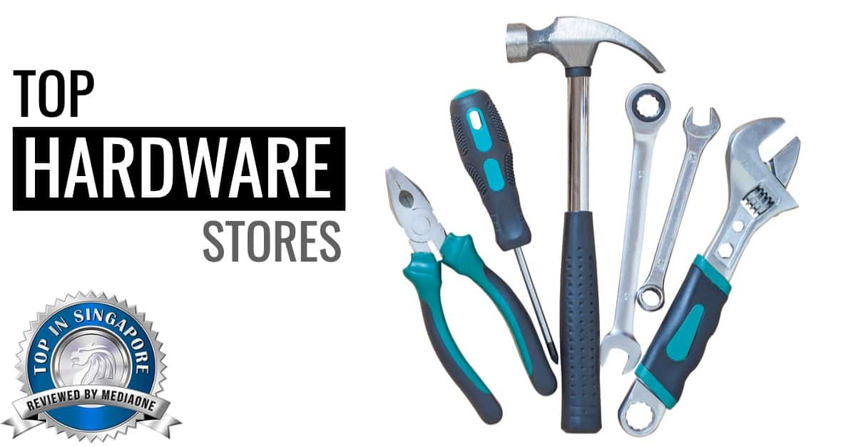 top hardware shops in singapore