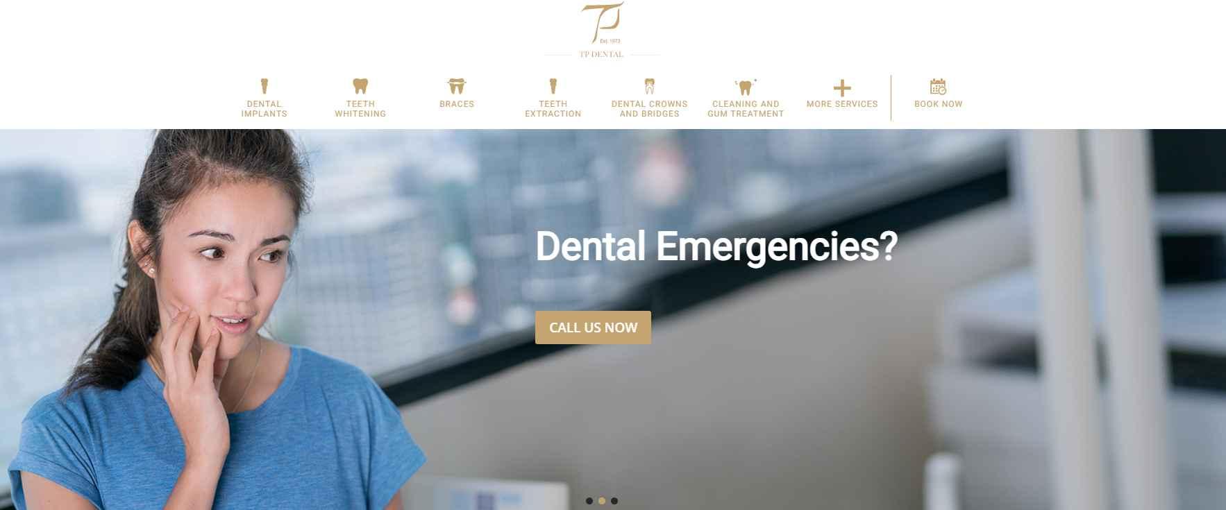 tp dental Top Teeth Whitening In Singapore