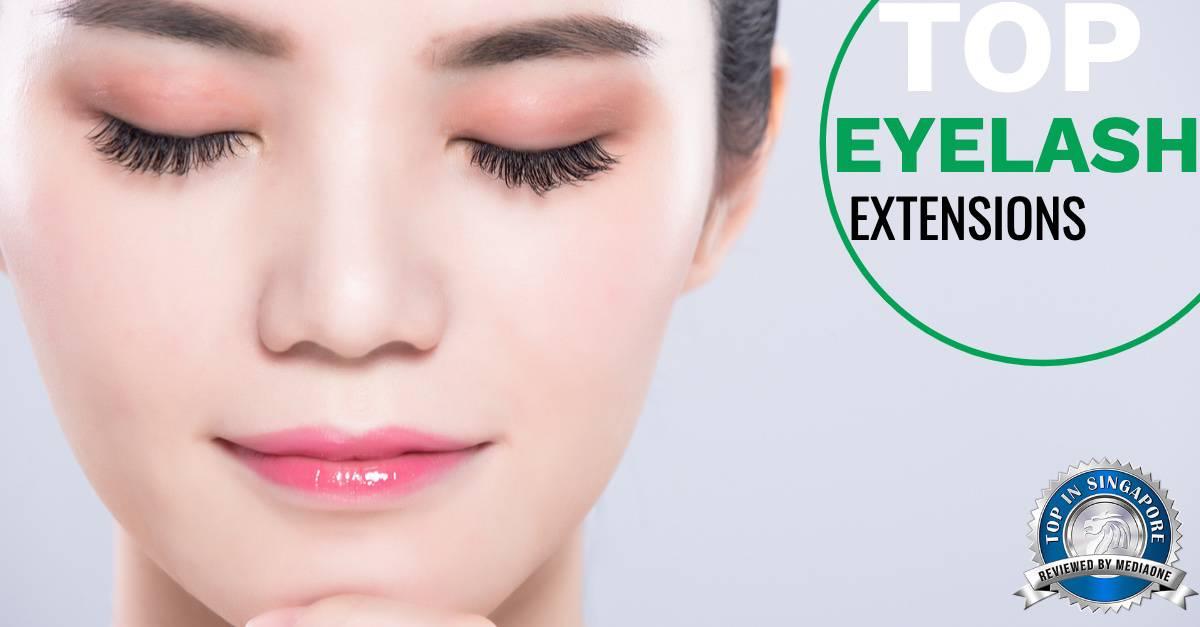 Top Eyelash Extension In Singapore