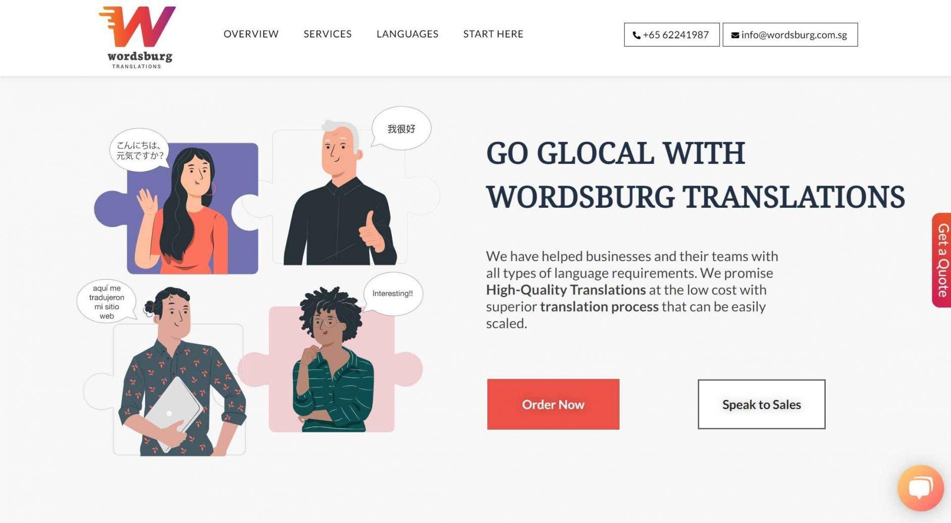 wordsburg