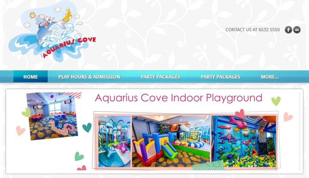 Aquarius Top Indoor Playgrounds In Singapore