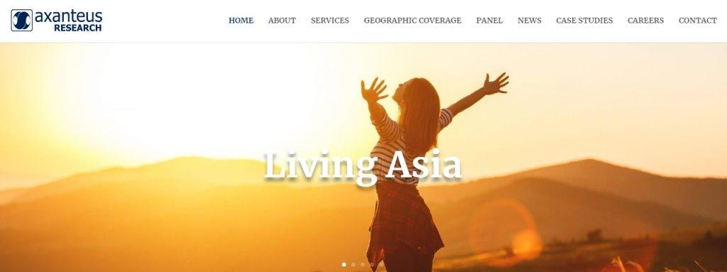 Axanteus Top Market Research Firms in Singapore