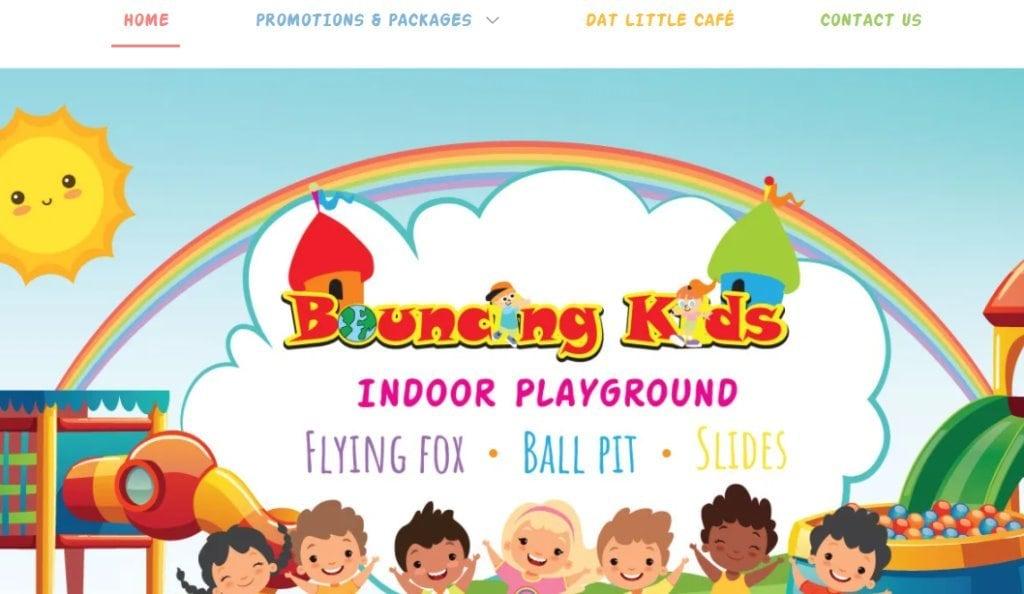 Bouncing Kids Top Indoor Playgrounds In Singapore