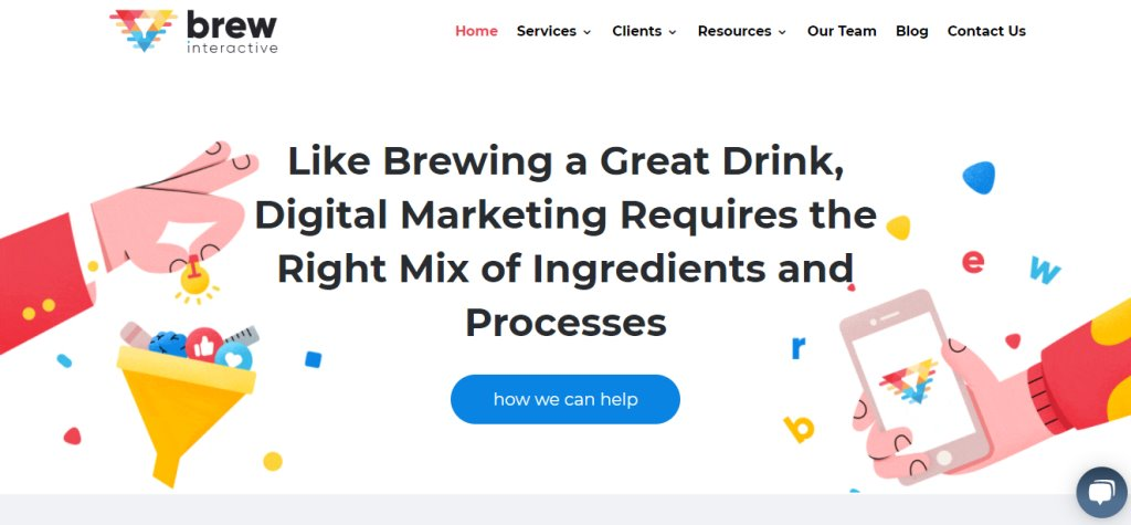 Brew Interactive Top Inbound Marketing Companies in Singapore