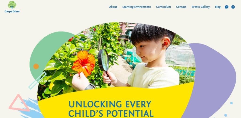 Carpe Diem Top Childcare Centres in Singapore