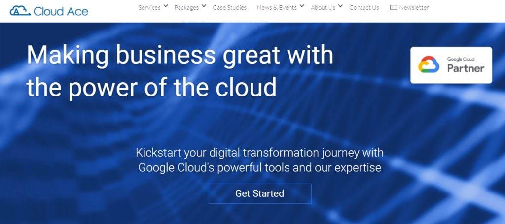 Cloud Ace Top Cloud Computing Companies in Singapore