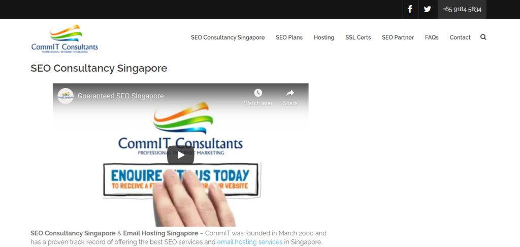 CoomIT Consultant Top Inbound Marketing Companies in Singapore