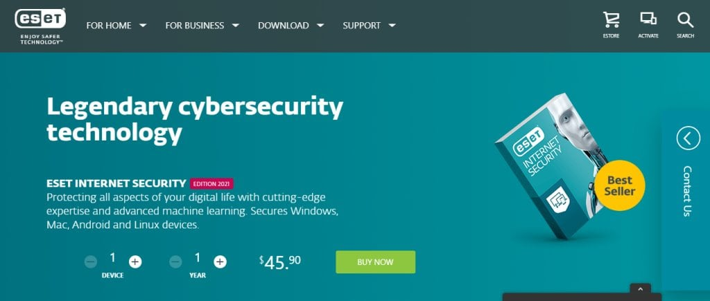 Eset Top Cyber Security Firms in Singapore