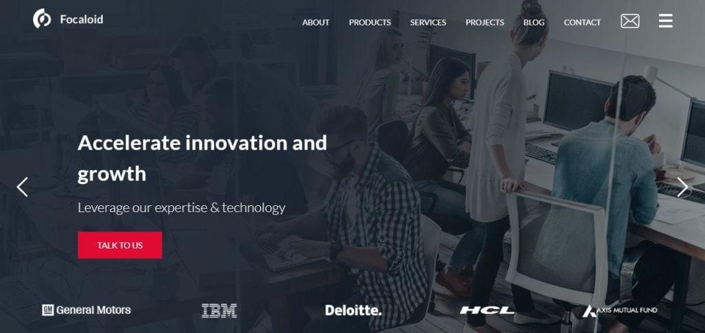 Focaloid Top Blockchain Developers in Singapore