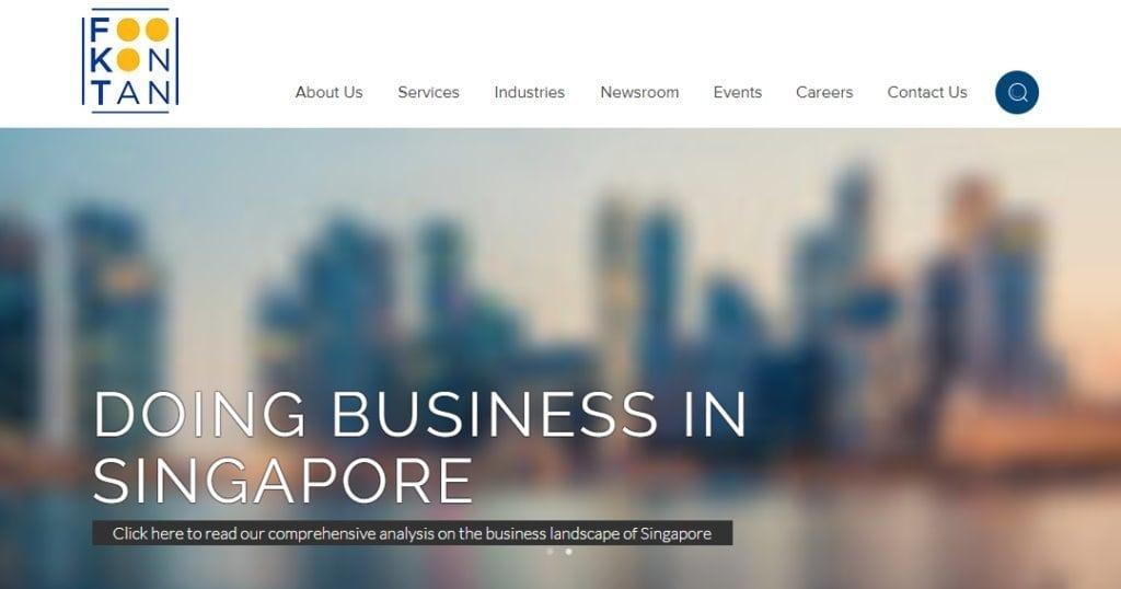 Foo Kon Tan Top Accounting Firms in Singapore