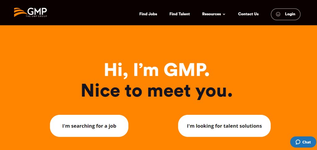 GMP Top Recruitment Agencies in Singapore