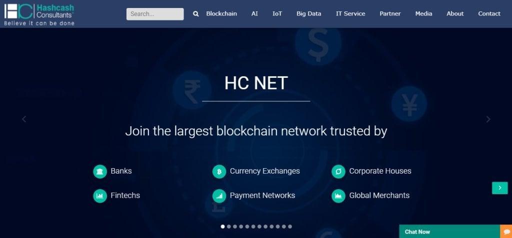 HAsh Cash Top Blockchain Developers in Singapore