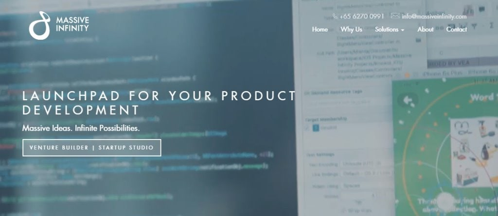 Massive Infinity Top Blockchain Developers in Singapore