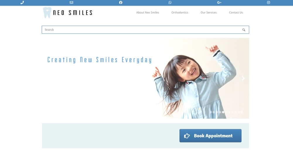 NEO Smiles Dental Studio top ranked clinics in singapore guide