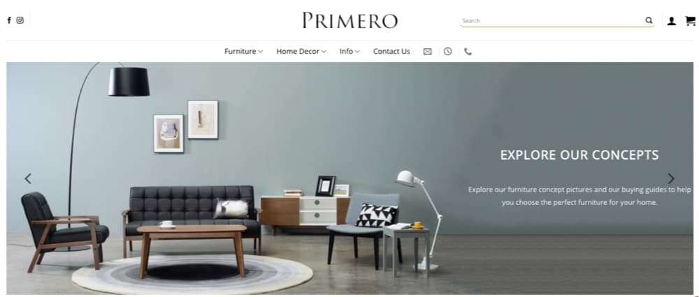 Primero top furniture supplier singapore