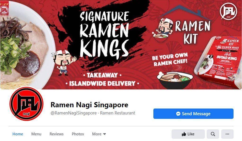 Ramen Nagi Top Ramen Restaurants in Singapore