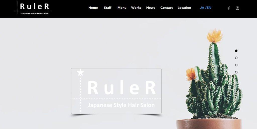 Ruler SG Top Hair Salons In Singapore
