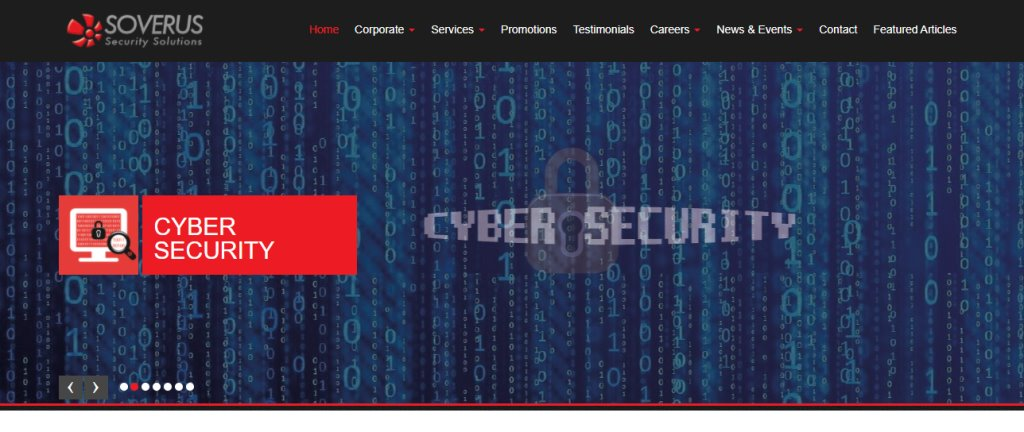 Soverus Top Cyber Security Firms in Singapore