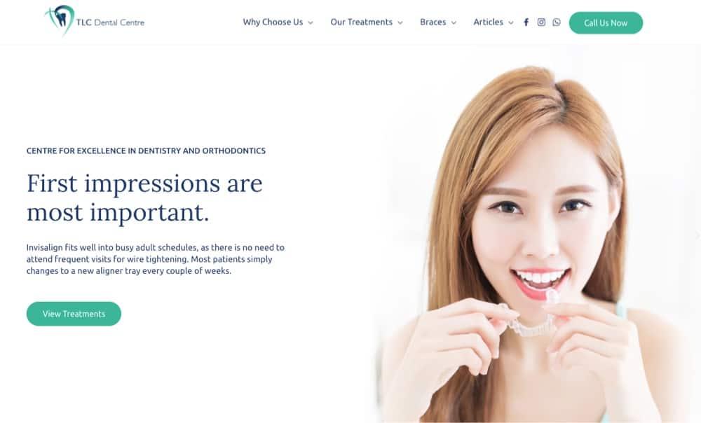 TLC Dental Centre reviews online