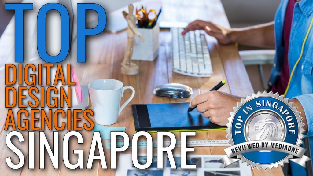 Top Digital Design Agencies in Singapore