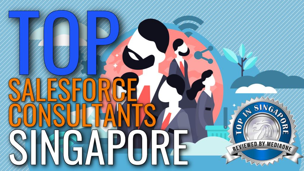 Top Salesforce Consultants in Singapore