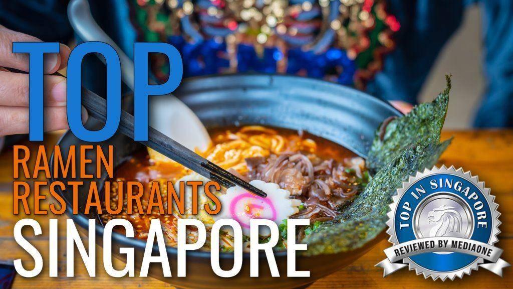 Top Ramen Restaurants in Singapore