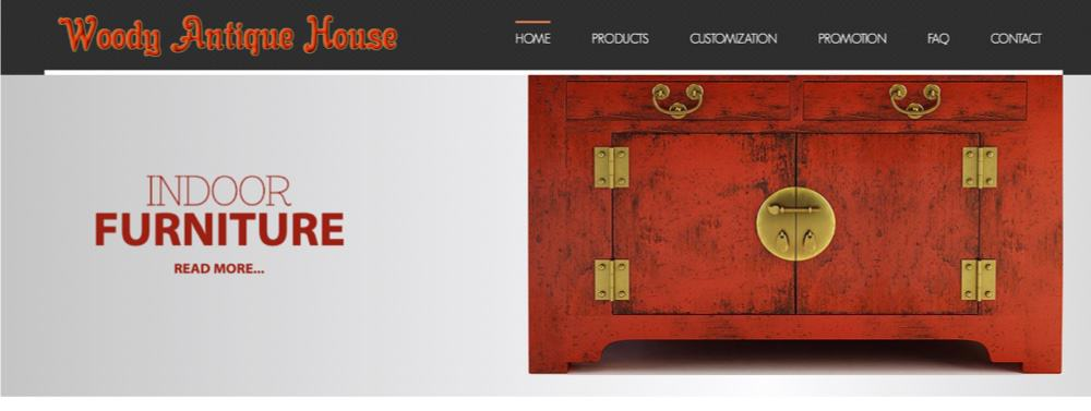 Woody Antique top furniture dealer singapore
