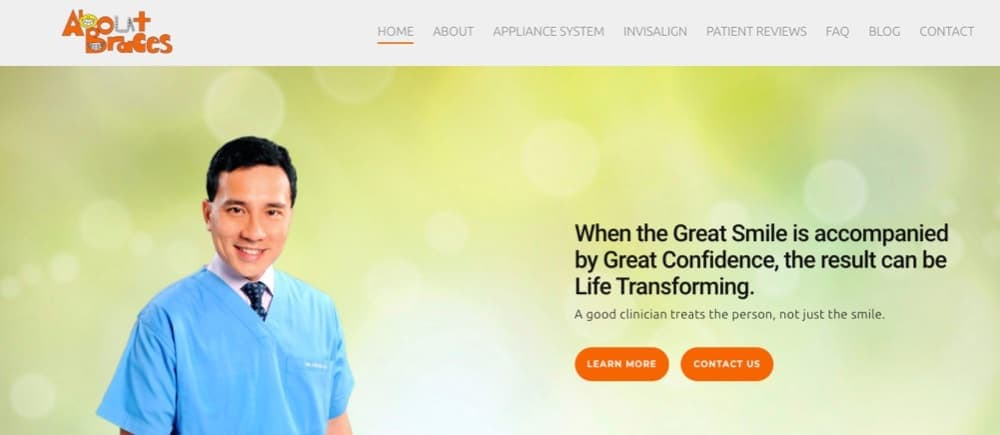 about braces top dental clinic in singapore