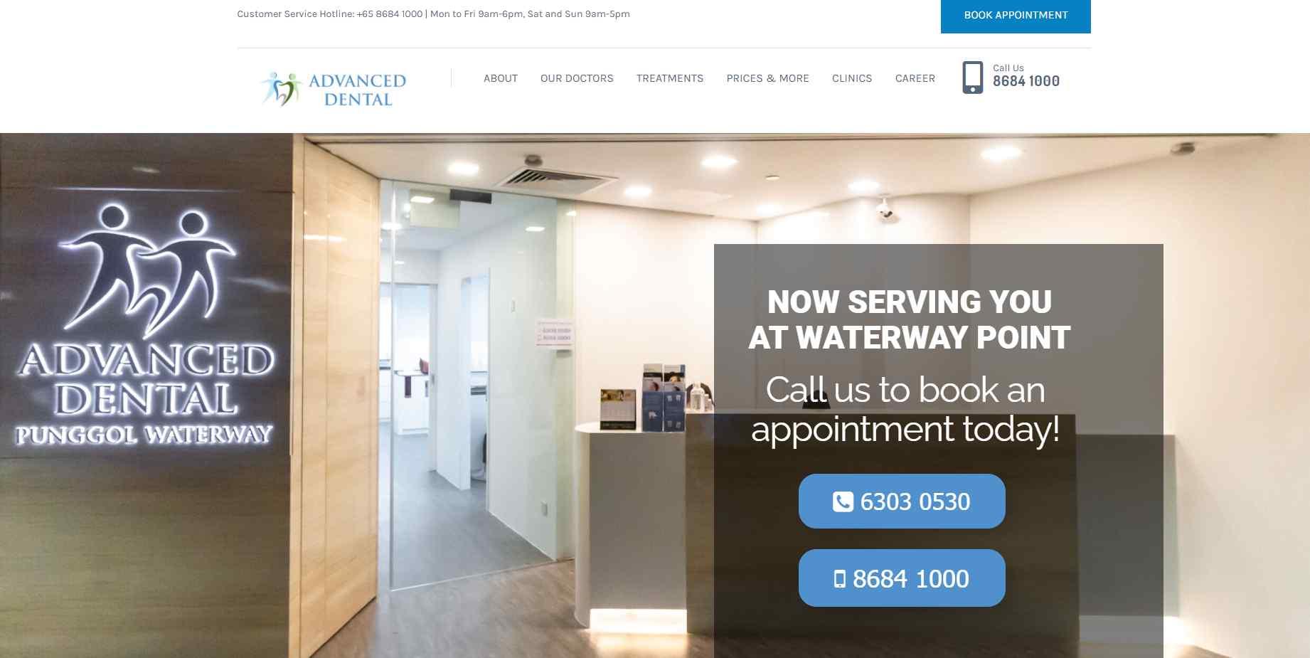 advanced dental Top Orthodontics & Clinics Providing Invisalign In Singapore