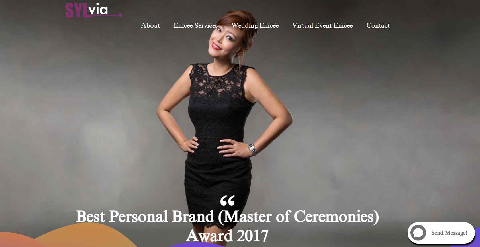 emcee sylvia The Top Emcees in Singapore
