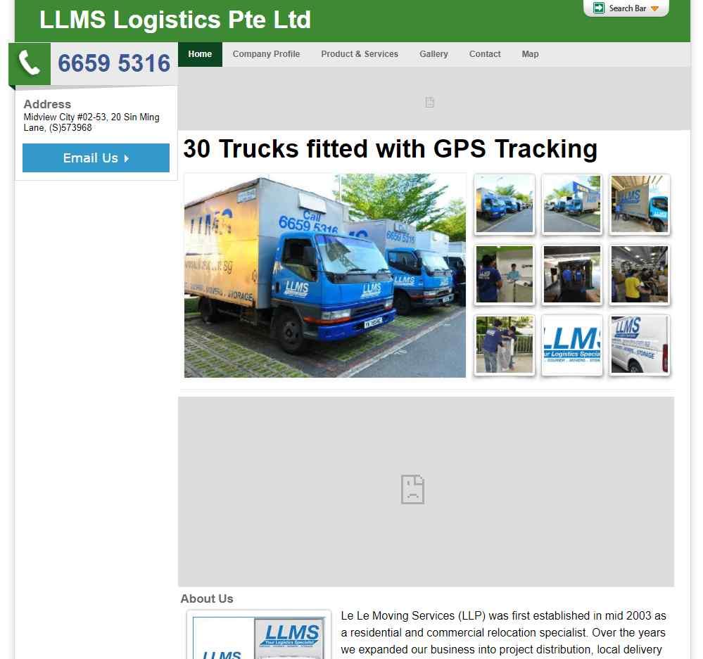 llms Top Logistics Companies in Singapore