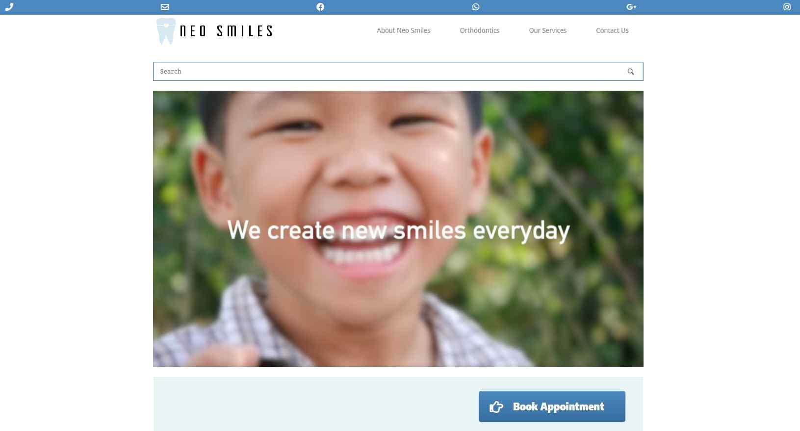 neo smiles Top Orthodontics & Clinics Providing Invisalign In Singapore