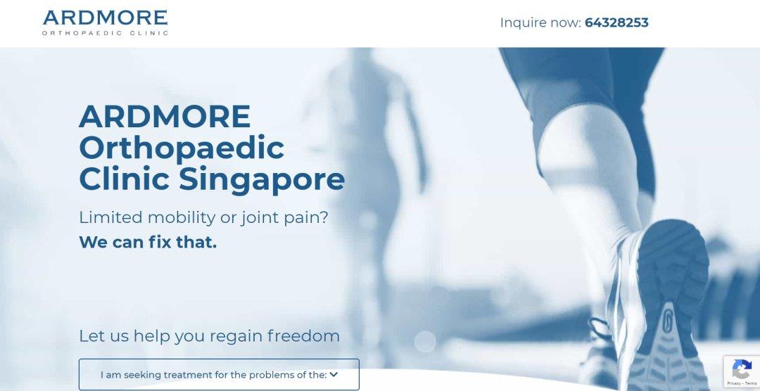 orthopaedic clinic singapore Top Orthopaedic Clinics In Singapore
