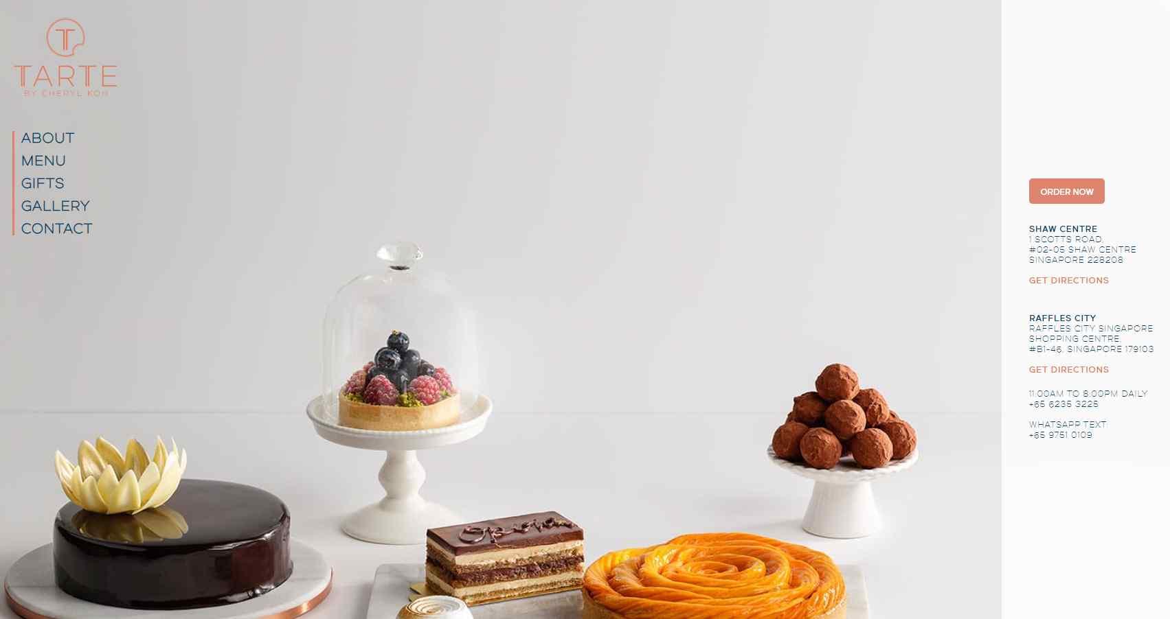 tarte Top Gift Hamper Companies in Singapore
