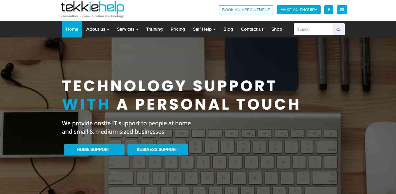 tekkie help Top Hardware Sales & Support Companies in Singapore