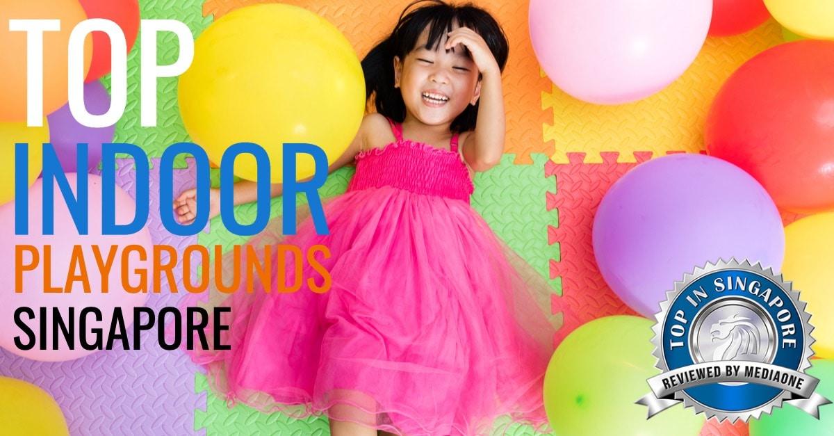 top indoor playgrounds in singapore