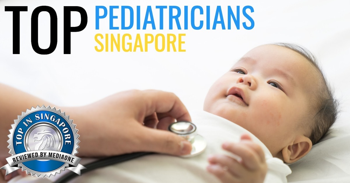 top pediatricians in singapore