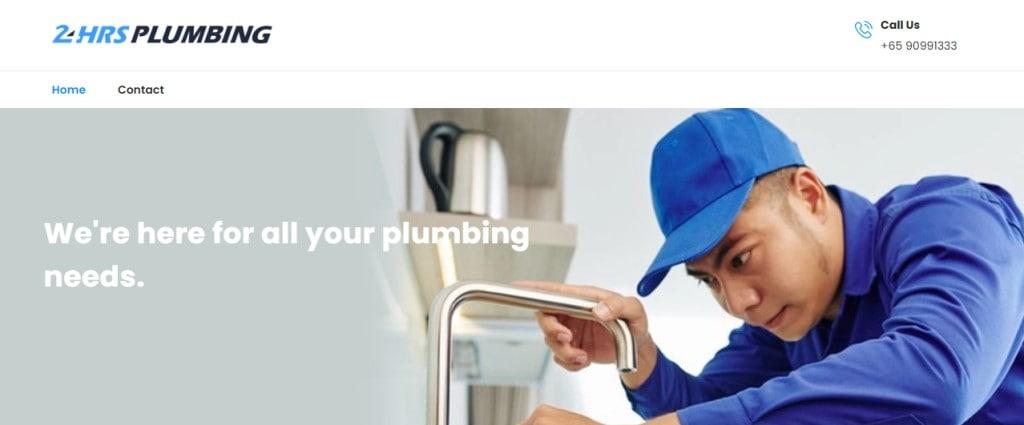 24hours Plumbing Top Plumbers in Singapore