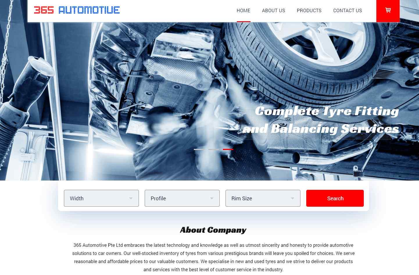 365 automotive Top Car Servicing Workshops in Singapore