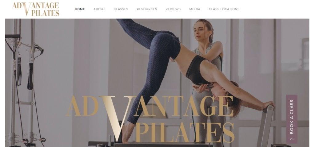 Advantage Pilates Top Pilates Classes in Singapore