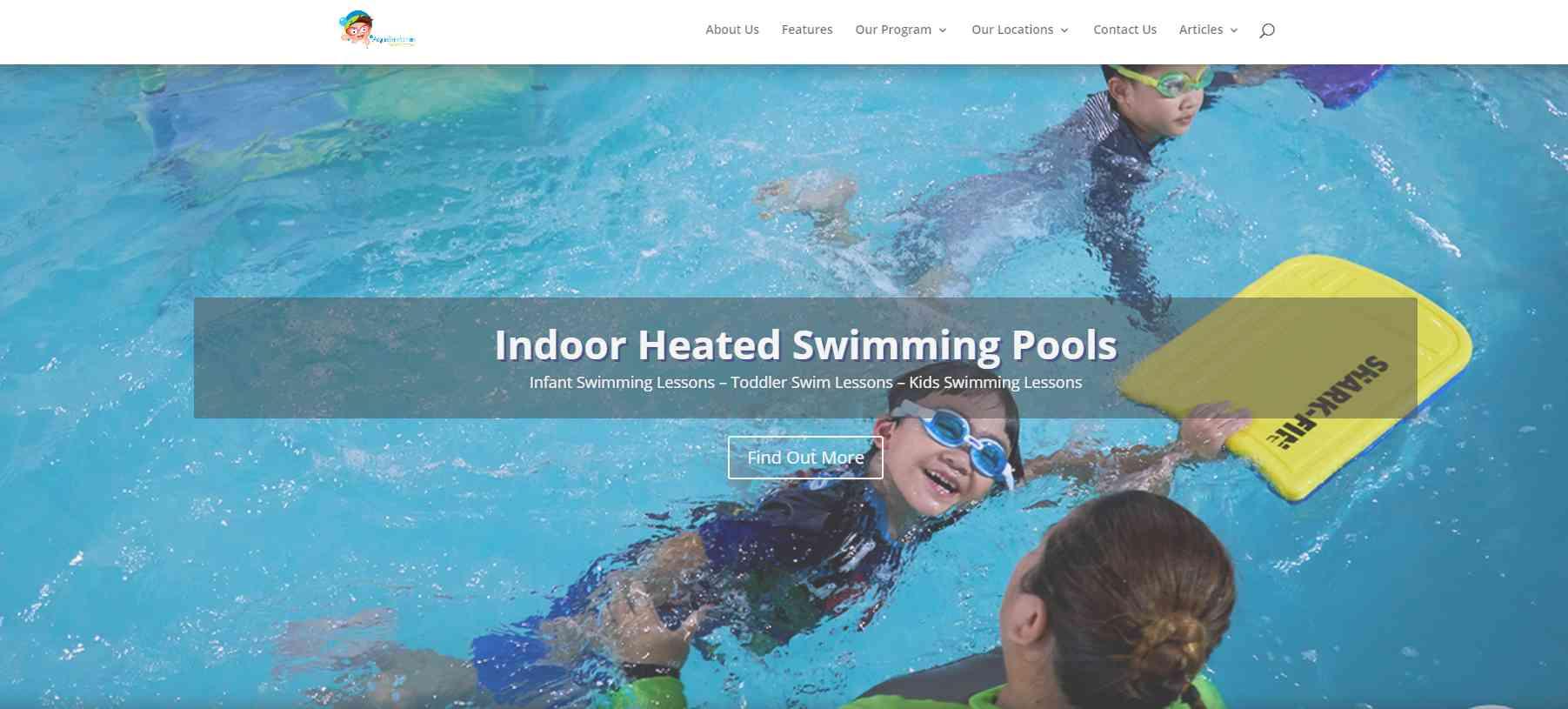 Aqua Bambinos Top Swimming Schools in Singapore