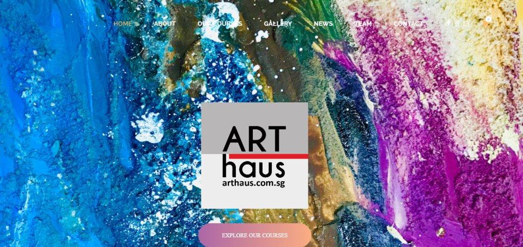 Art Haus Top Art Classes in Singapore