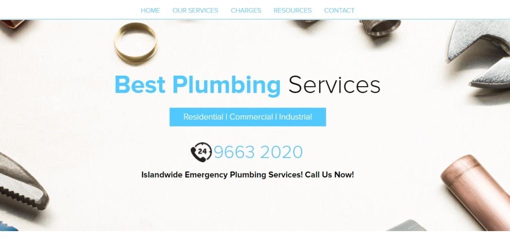 Best Plumbing Top Plumbers in Singapore