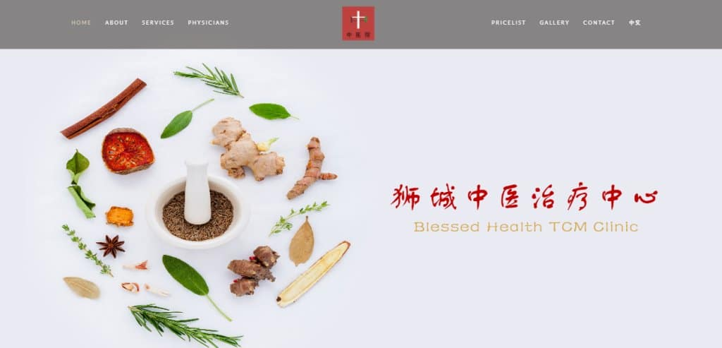 Blessed Health Top Acupuncture Clinics In Singapore