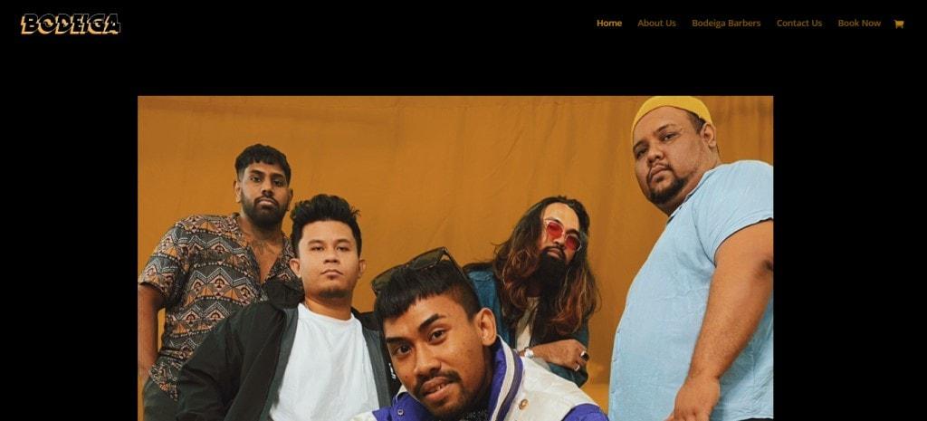 Bodeiga Top Barbers in Singapore