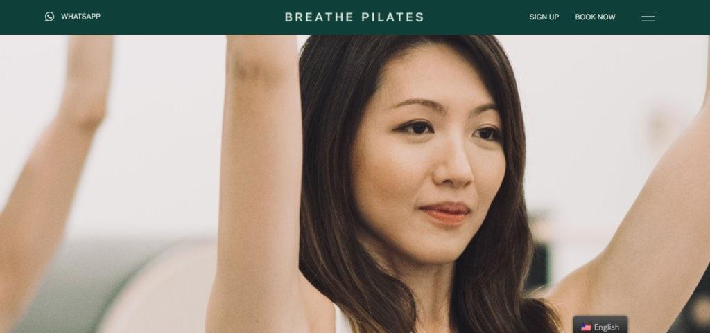 Breathe Pilates Top Pilates Classes in Singapore