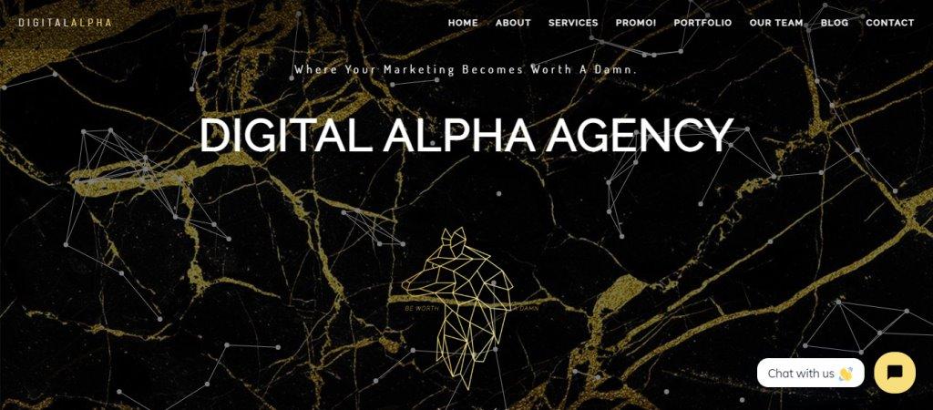 Digital Alpha Top Social Media Marketing Companies In Singapore