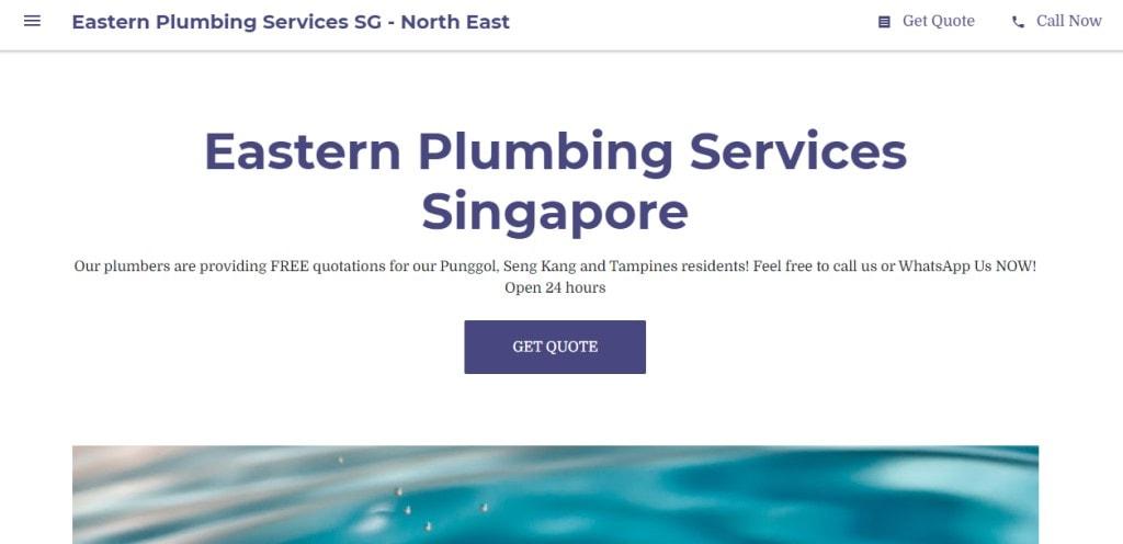 Eastern Plumbing Top Plumbers in Singapore